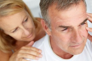 About 47 percent of men over the age of 75 cannot have or keep an erection; this incidence is reduced to about 4 percent of men in their 50s, according to the National Kidney and Urologic Diseases Information Clearinghouse